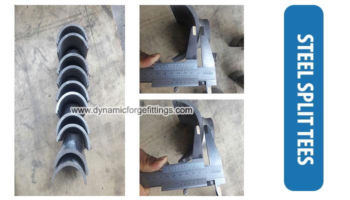 carbon steel split tee manufacturer