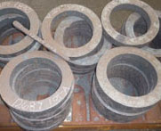 Cut to Size Plate Rings, Forged Rings Manufacturer