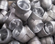 alloy steel ASME B16.11 socket weld coupling /elbow /union fittings