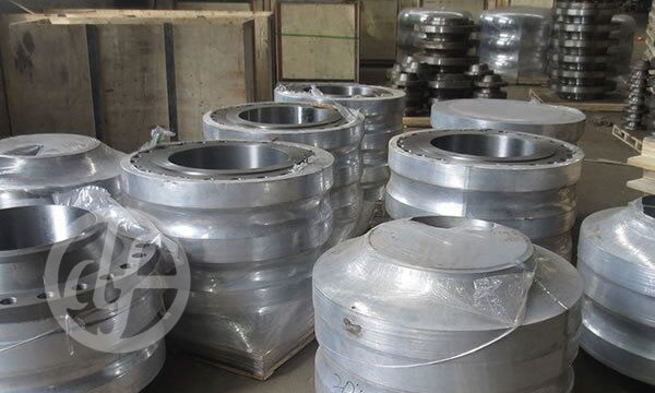 Aluminium pipe fittings packing