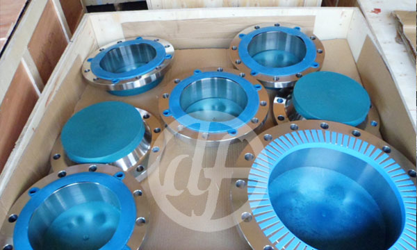 ASME Flanges packing
