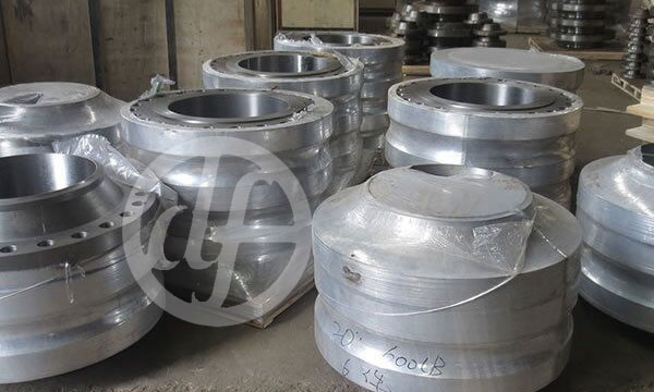 ASME 16.5 Forged Flanges packing