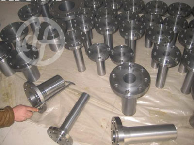 our ASME B16.5 Long Weld Neck Flanges manufacturing plant Mumbai