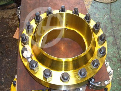 our ASME B16.36 Orifice flanges manufacturing plant Mumbai