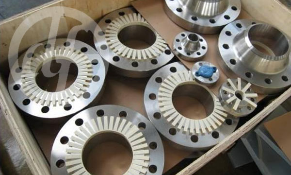 ASME B16.36 Orifice flanges packing