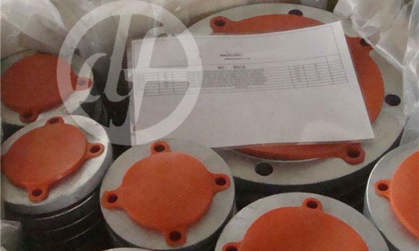 ASME B16.5 Expander Flanges packing