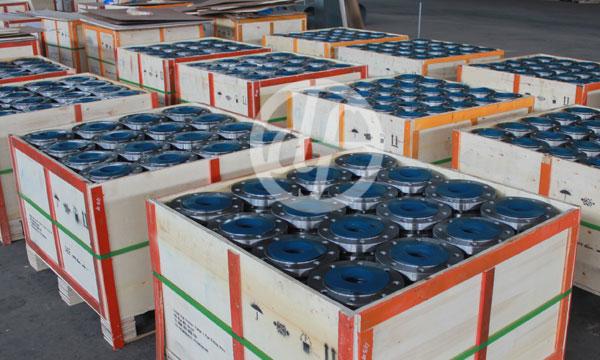 ASME B16.5 Flange Facing Type & Finish packing