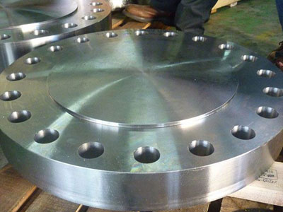our ASME B16.5 High Hub Blinds Flanges manufacturing plant Mumbai