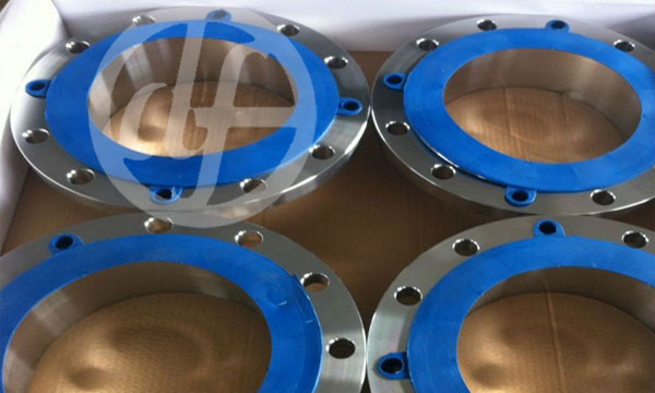 ASME B16.5 Loose Flanges packing