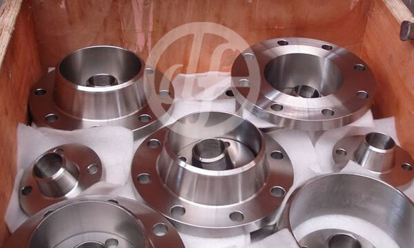 ASME B16.5 Ring Type Joint Flanges (RTJ) packing