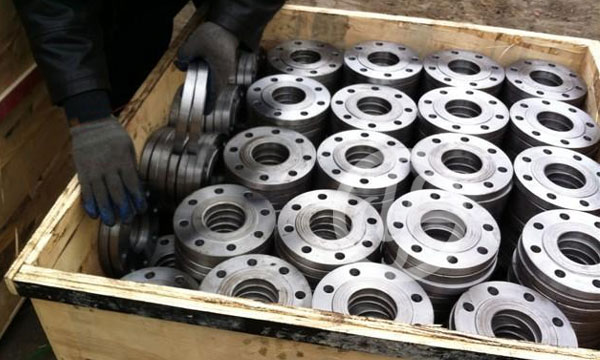 ASME B16.5 Screwed Flanges packing