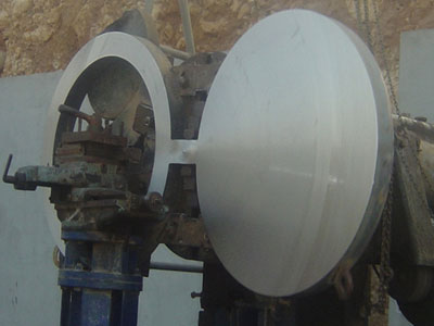 our ASME B16.5 Spectacle Blind Flanges manufacturing plant Mumbai