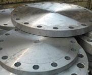 carbon steel ASME B16.5 High Hub Blinds Flanges