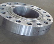 carbon steel ASME B16.5 Ring Type Joint Flanges (RTJ)