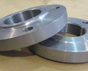 carbon steel ASME B16.5 Screwed Flanges