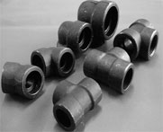 carbon steel A105 /A182 Forged Fittings