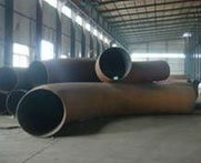 carbon steel Pipe bends/ Hot Induction Bends