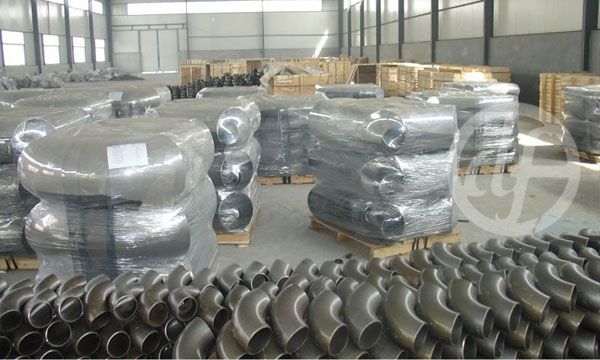 Carbon steel pipe fittings packing