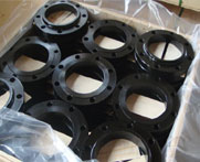 carbon steel Slip On (SO) Flanges