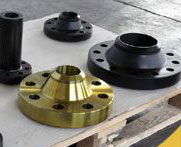 carbon steel ANSI B16.5 Weld Neck (WN) Flanges