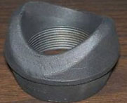 carbon steel Threaded Outlets / Thredolet®