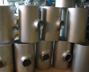 ASTM B366 Inconel 600/601/625 Buttweld Tee Manufacturer, Exporter, Supplier