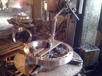 our socket welding flange manufacturing plant Mumbai
