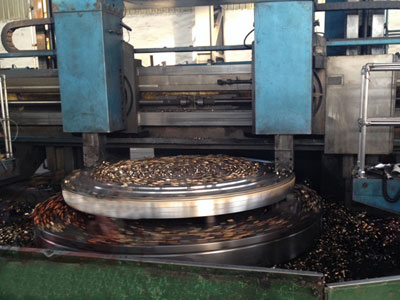 our Plate Flanges (SLIP-ON) manufacturing plant Mumbai
