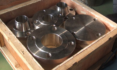 Plate Flanges (SLIP-ON) packing