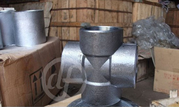 ASME B16.11 socket weld coupling /elbow /union fittings packing