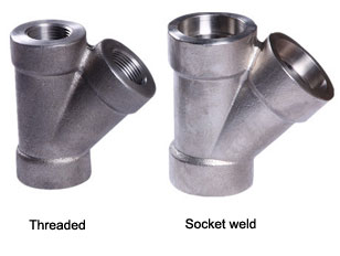 Socket Weld Lateral Tee