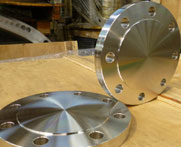 stainless steel ASME B16.5 High Hub Blinds Flanges