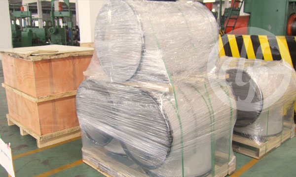 Stainless steel 201/202 pipe fittings packing