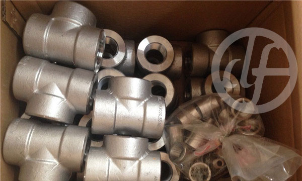 Stainless steel 310S pipe fittings packing