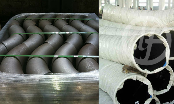 Stainless steel 321/ 321H pipe fittings packing