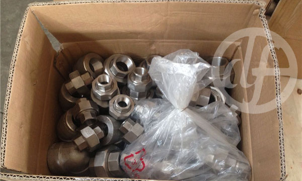 Stainless steel 347/ 347H pipe fittings packing