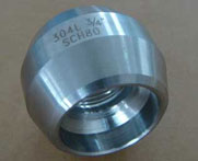 stainless steel Thredolet are now in stock – Grades 304/L & 316/L