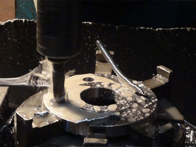 our Threaded/Screwed Flanges manufacturing plant Mumbai