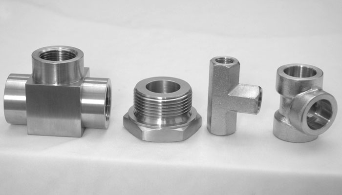 2507 Duplex Steel Forged Fittings