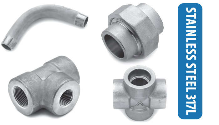 SS 317L Forged Fittings
