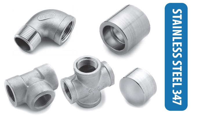SS 347H Forged Fittings