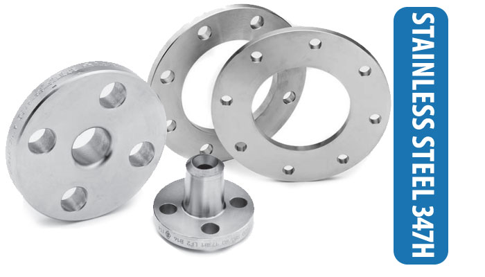 SS 347H Flanges