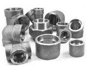 Alloy Steel Forged Socket Weld Unequal Cross