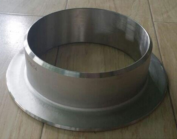 original photograph of Butt Weld Short Stub End in our factory