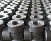 Carbon Steel Forged Screwed-Threaded Hex Head Bushing