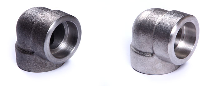 Forged 90 Deg Socket Weld Elbow Manufacturers & suppliers in India