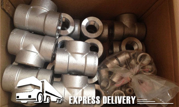 Stainless Steel 304 Forged Fittings packing