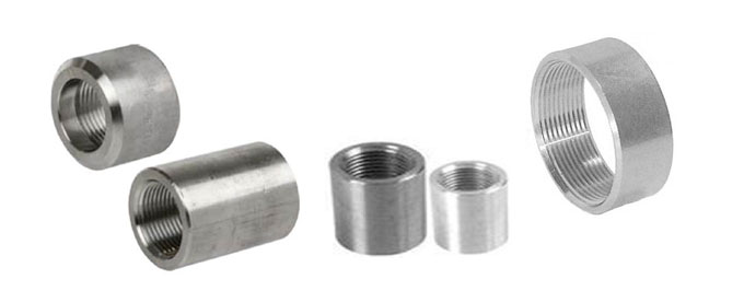 Forged Screwed-Threaded Half Coupling Manufacturers & suppliers in India