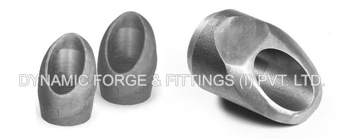 Forged Screwed-Threaded Lateral Outlet Manufacturers & suppliers in India