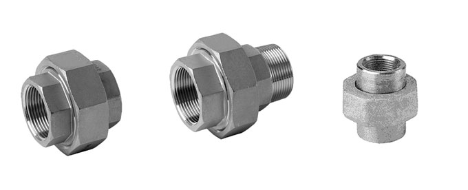 Forged Screwed-Threaded Union Manufacturers & suppliers in India
